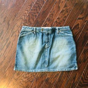 Women's ROUTE 66 Denim Skirt